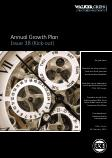 Walker Crips Annual Growth Plan Issue 38 (Kick-out)