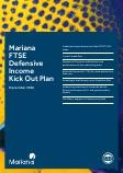 Mariana Capital FTSE Defensive Income Kick Out Plan December 2016