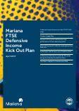 Mariana Capital FTSE Defensive Income Kick Out Plan April 2017