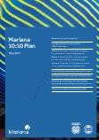 Mariana Capital 10:10 Plan May 2017 (Option 3)